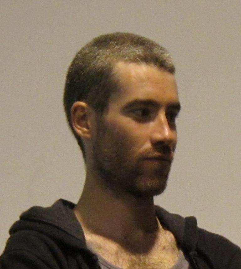 Portrait de Stéphane Bientz